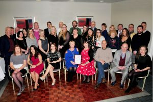 The Chamber team - (Photo- David Garrad)