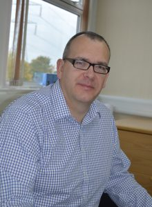 Paul Morton, Acting Chief Nuclear Officer - EDF
