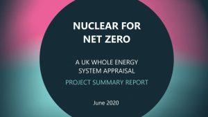 Net Zero report 2020